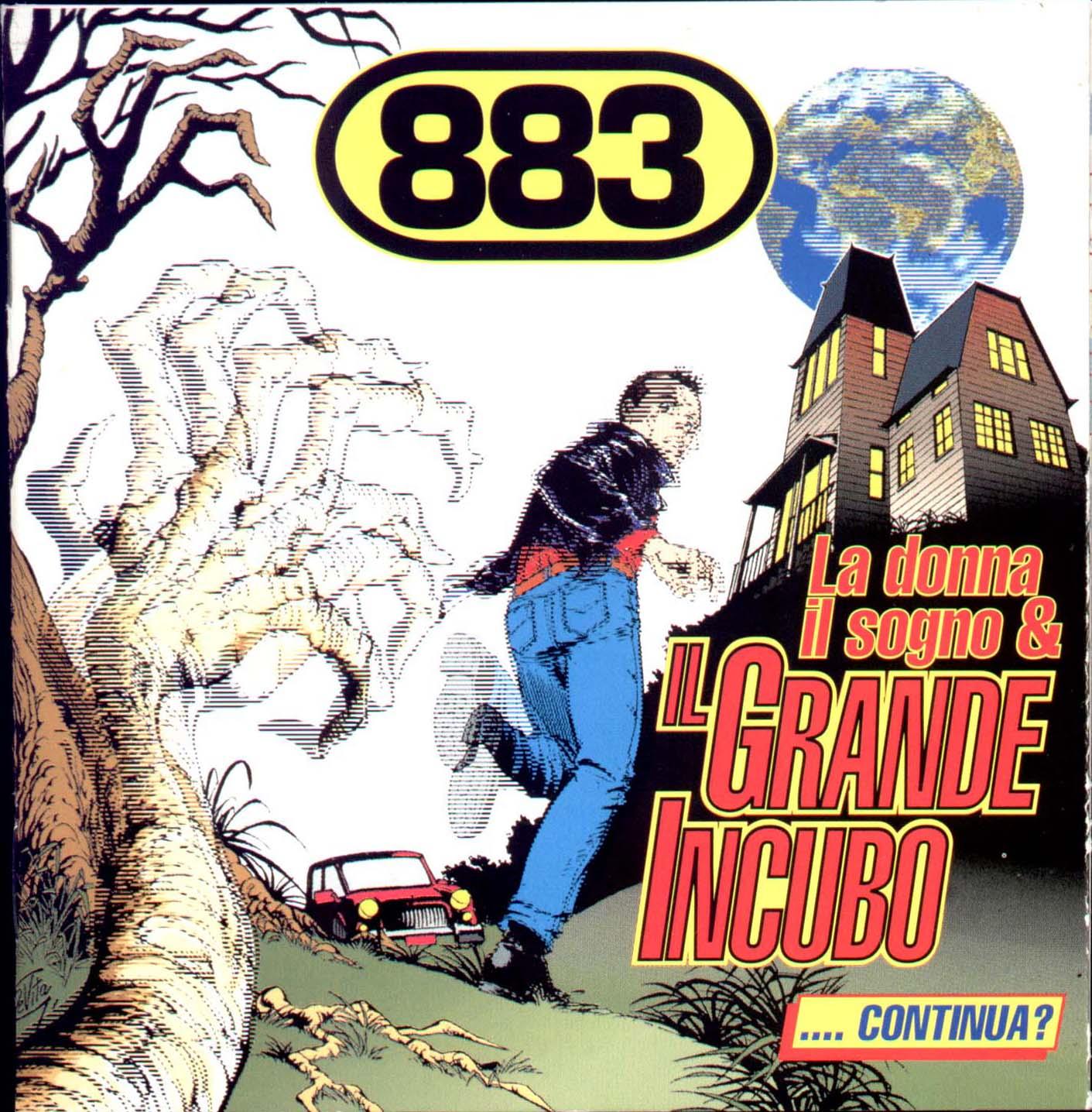 883 - La donna il sogno e il grande incubo - front