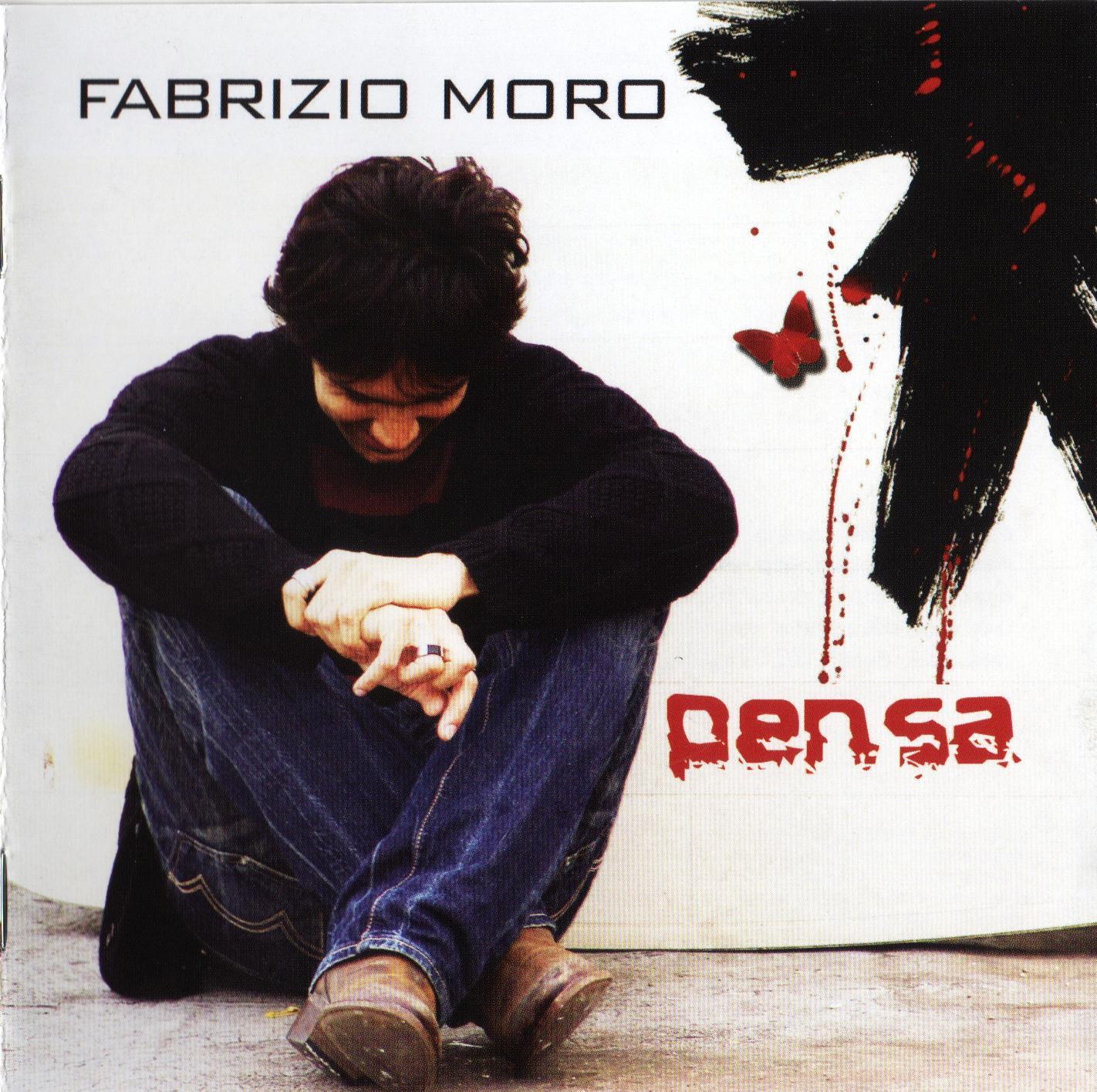 Fabrizio Moro - Pensa - front