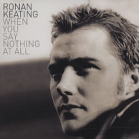Significato Delle Canzoni When You Say Nothing At All