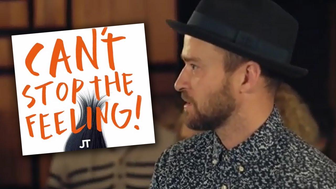 FILM] Can't Stop The Feeling - Justin Timberlake - Il significato delle  canzoni